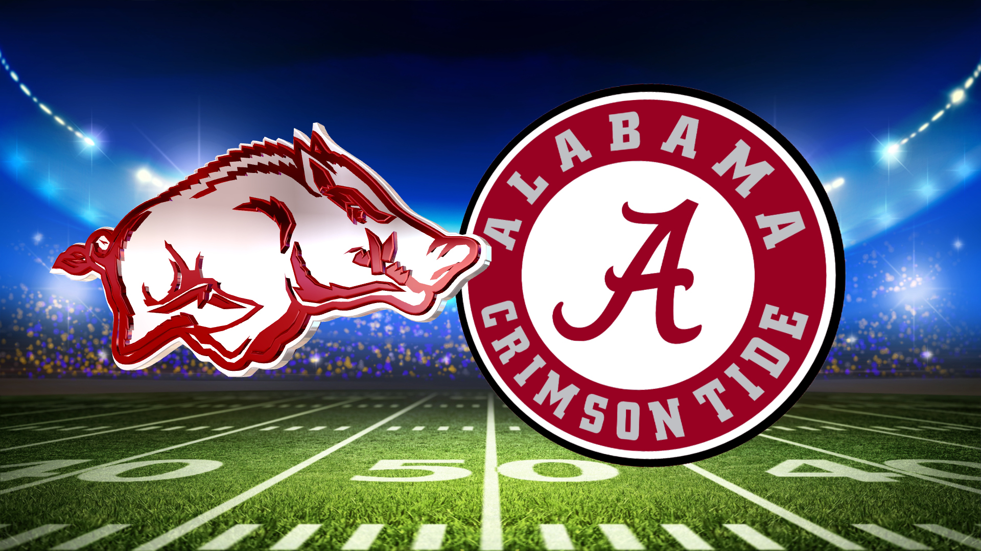 What to watch for as Arkansas takes on No. 1 Alabama