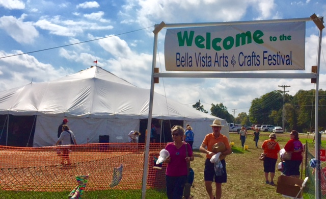 Bella Vista Arts & Crafts Festival