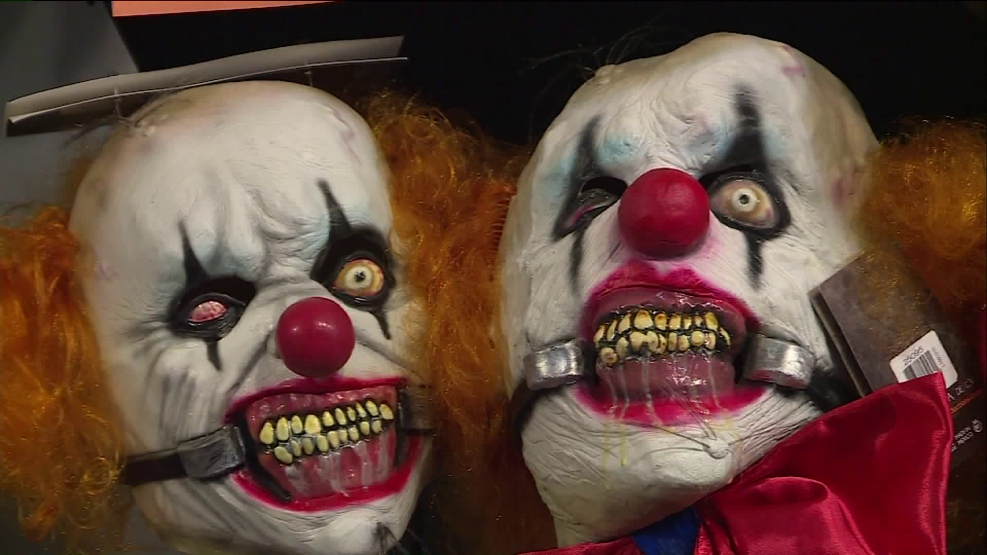 clownmasks