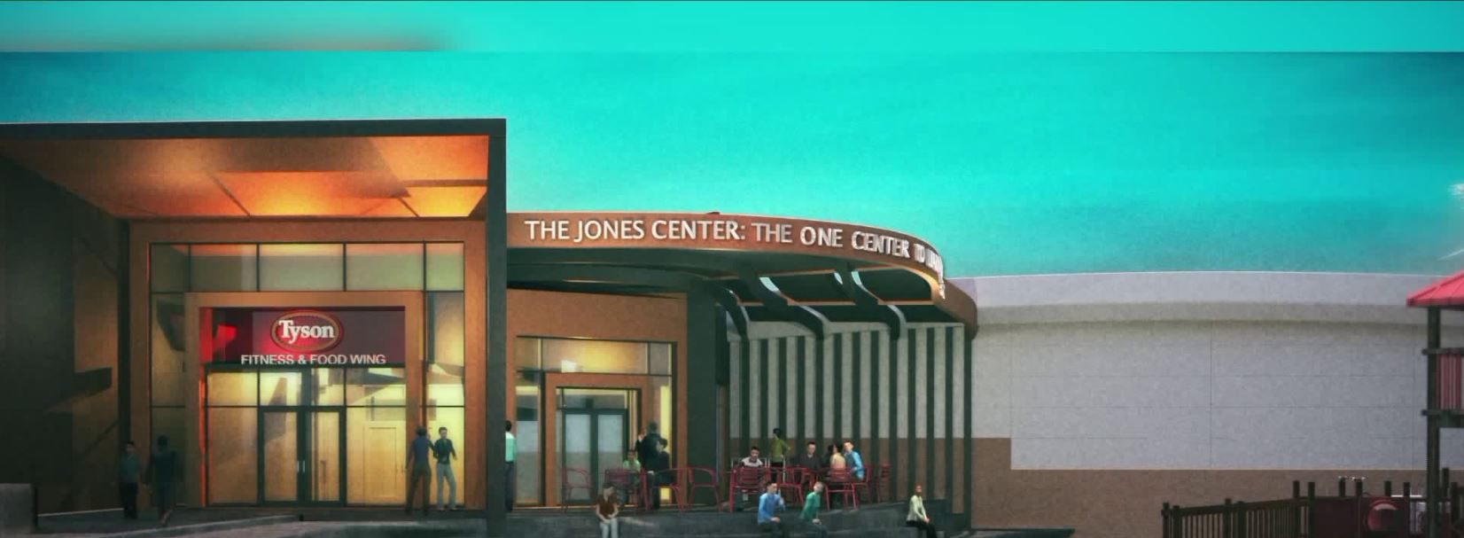 Jones Center Springdale
