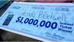 $1 Million Winner