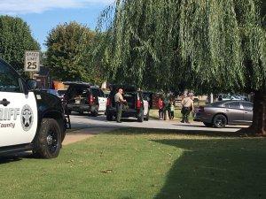 Benton County Sheriff's Office SWAT Team