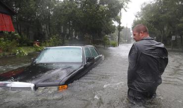Hurricane Matthew CBS