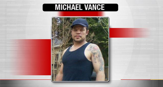Fugitive Michael Vance