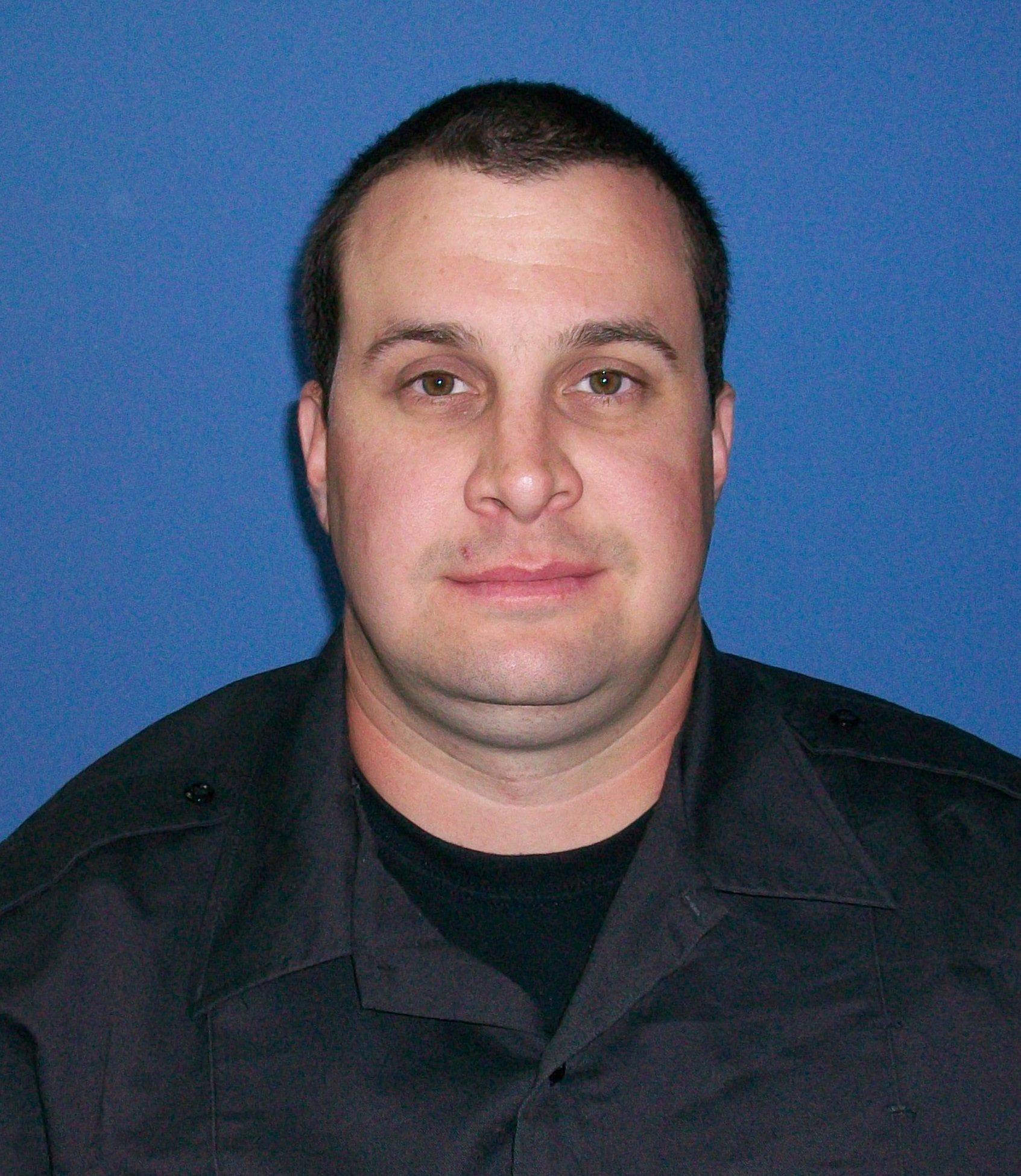 Patrolman Roger Eubanks