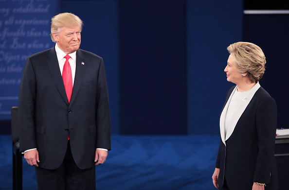 Trump, Clinton Second Debate