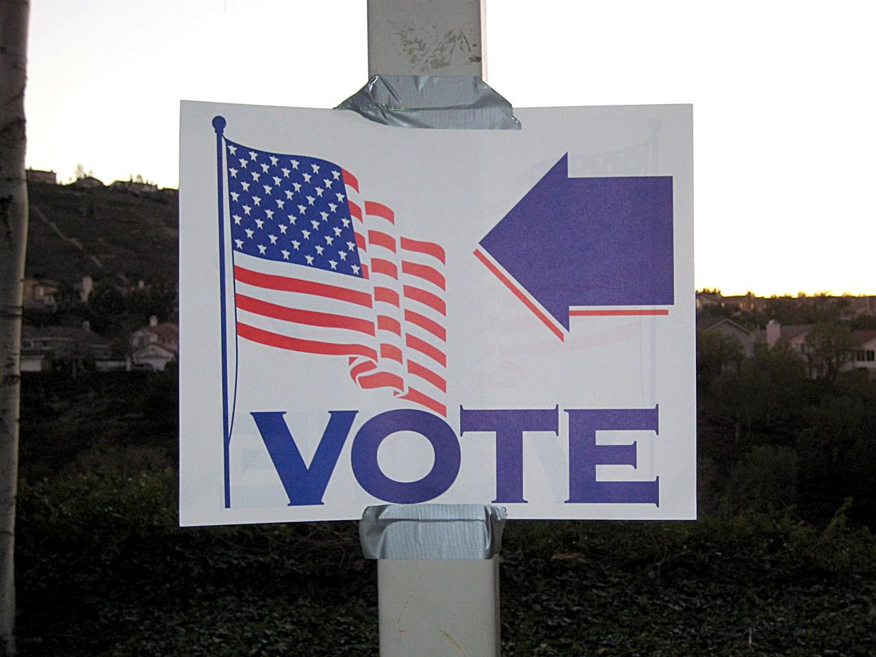 vote-sign