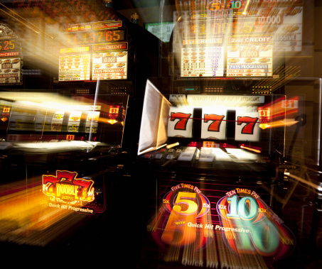 Casino Slot Machines (Getty)