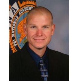 Greenwood Police Lt. Nicholas Driscoll