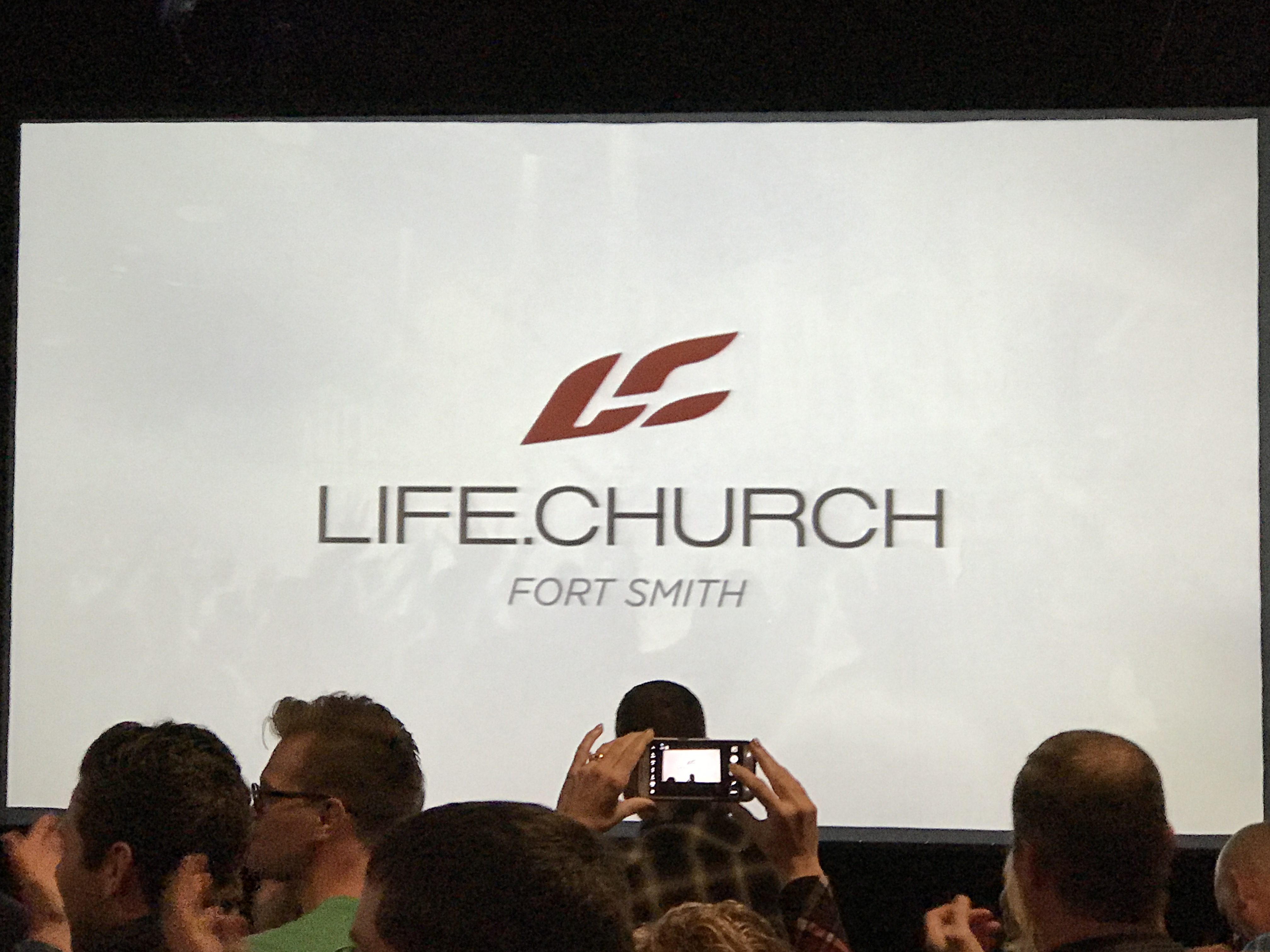 Life.Church Fort Smith logo unveiled after TheBOD.church Fort Smith approved joining Life.Church family.