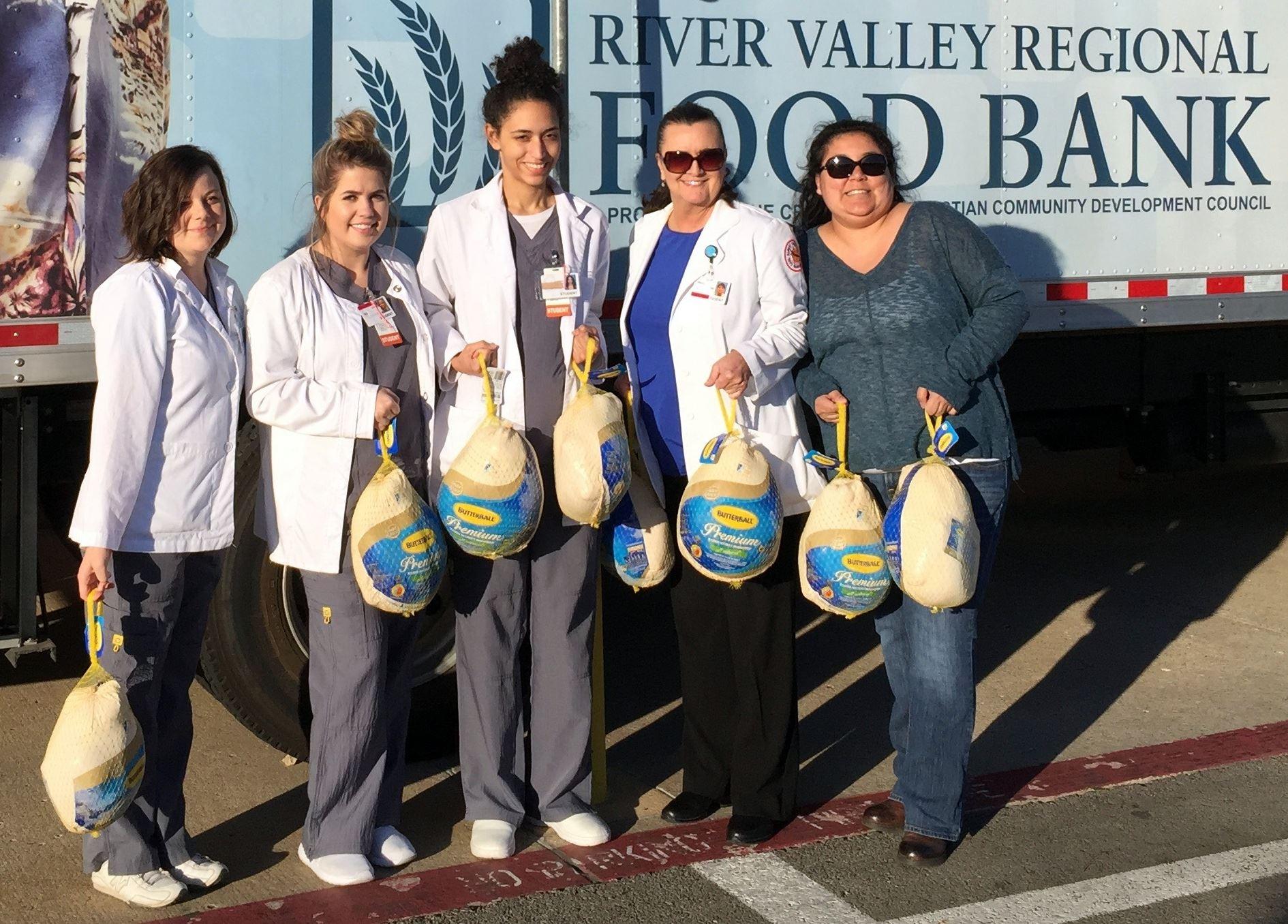 Courtesy River Valley Regional Food Bank/Facebook