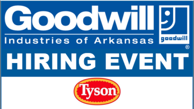 Tyson Hiring Event With Over 100 Jobs Available | Fort Smith