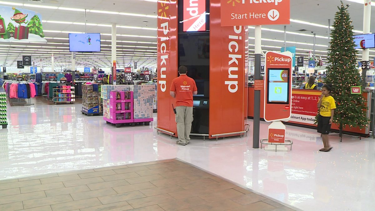 Walmart Tests Pickup Vending Machine At Rogers Store | Fort