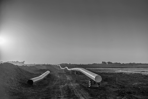 Dakota Access Pipeline Construction