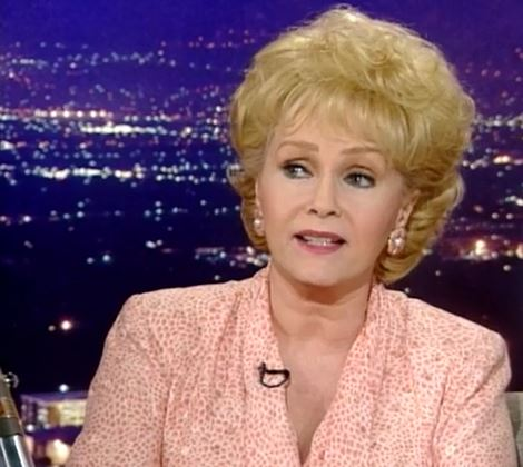 Debbie Reynolds, July 13, 1996 CNN