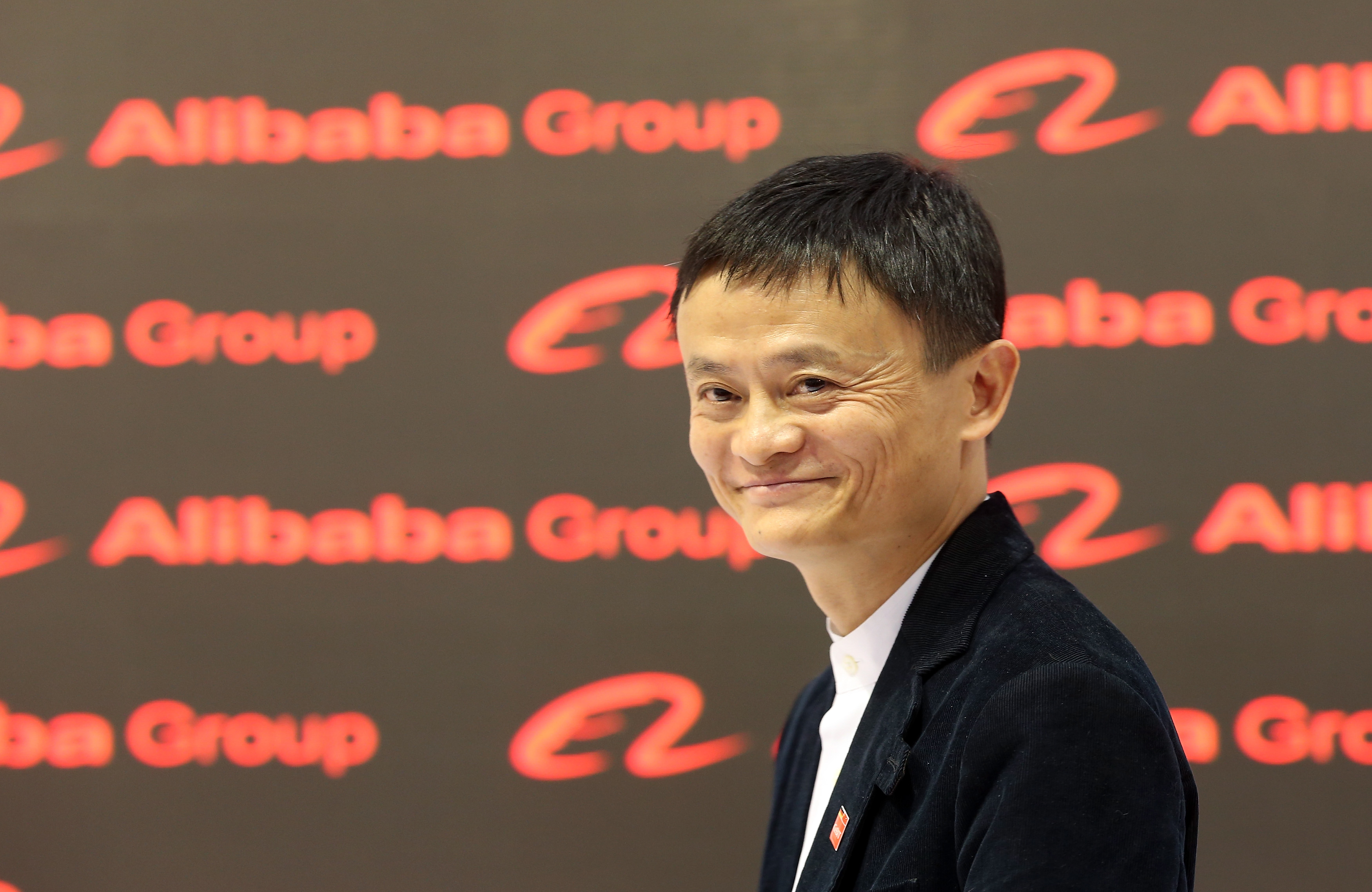 Alibaba Group Executive Chairman Jack Ma  Photo by Sean Gallup/Getty Images