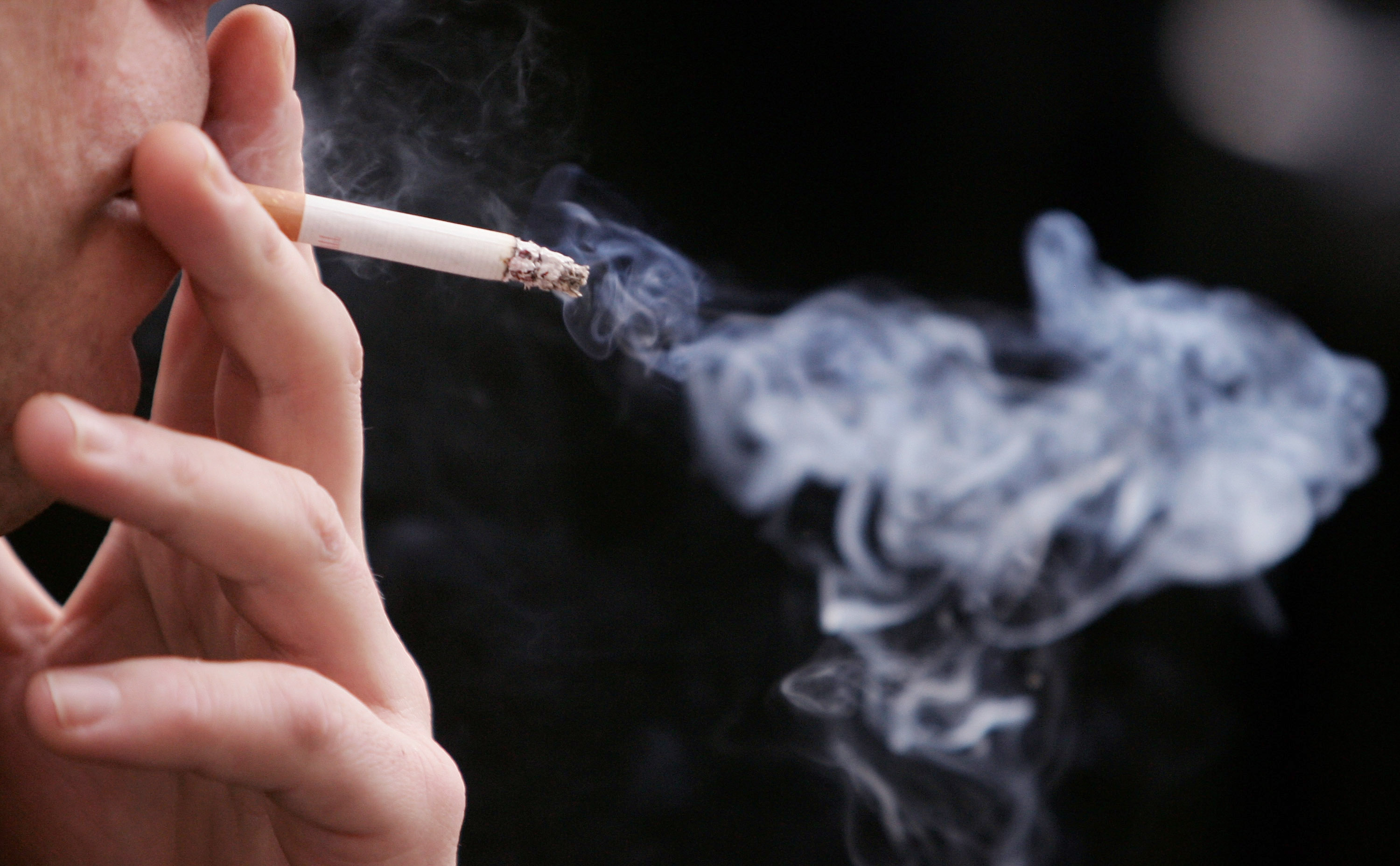 France Introduce Smoking Ban In Public Places