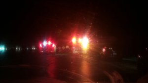 I-49 North at Exit 45, Winslow. Courtesy: John Erwin