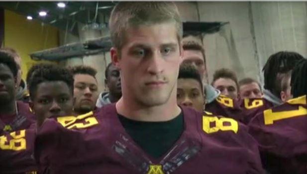 Minnesota football team will play in Holiday Bowl