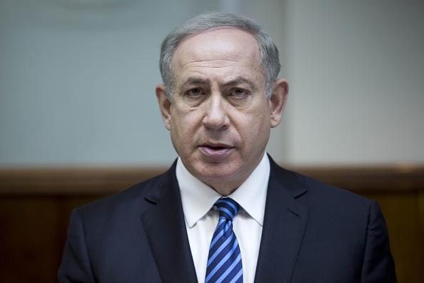 Israeli Prime Minister Benjamin Netanyahu. (Getty).