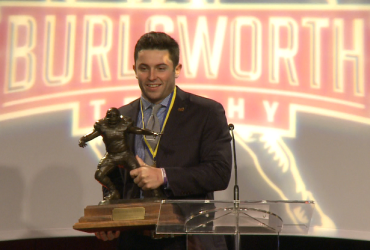 Baker Mayfield Burlsworth Trophy
