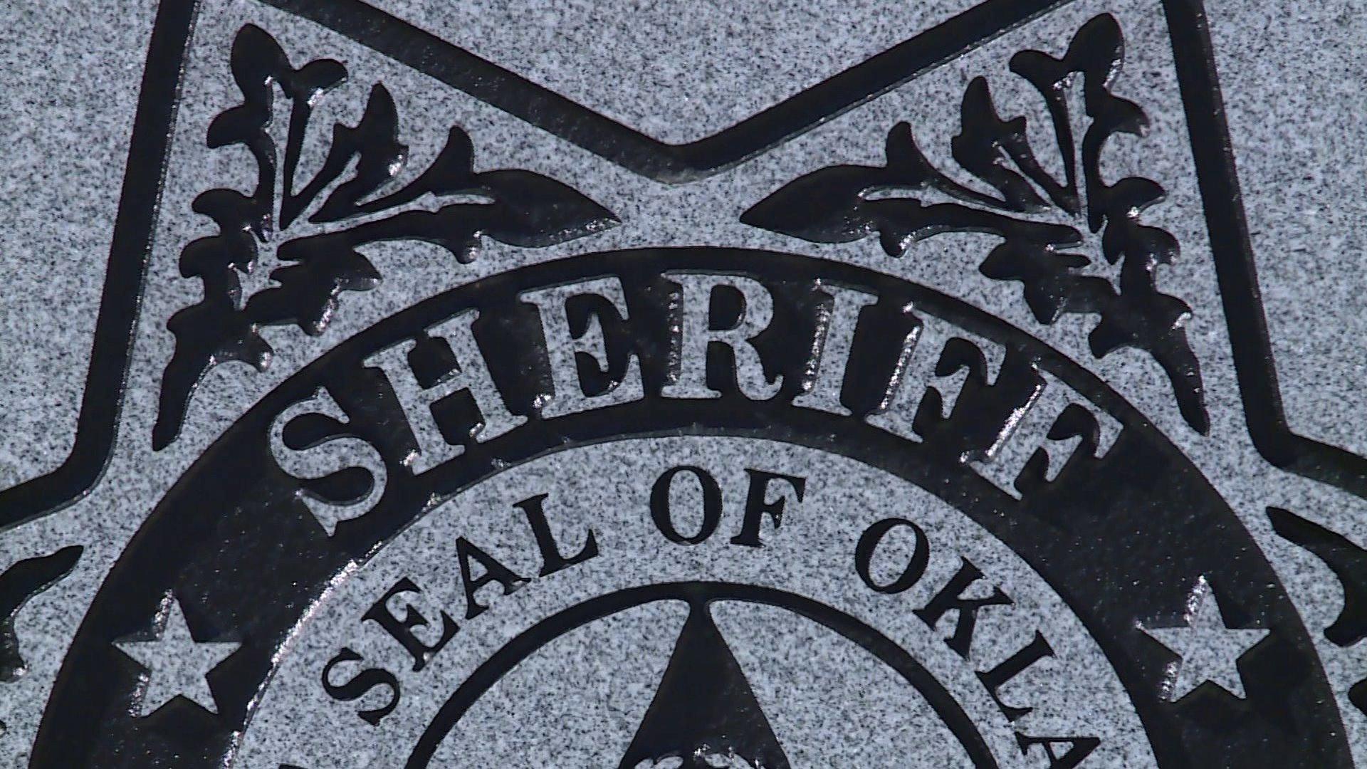 seal oklahoma sheriff