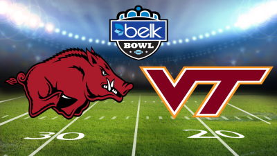 Belk Bowl Virginia Tech