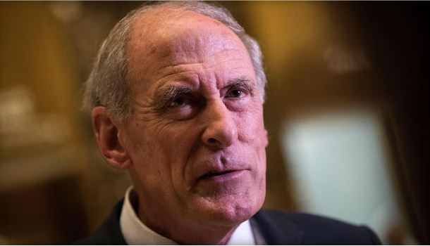 Sen. Dan Coats in New York City, Nov. 30, 2016. (Getty)