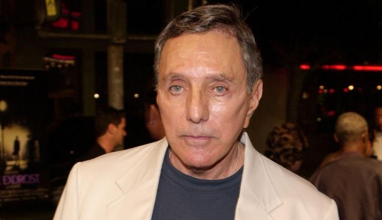 William Peter Blatty, 2009. Getty Images
