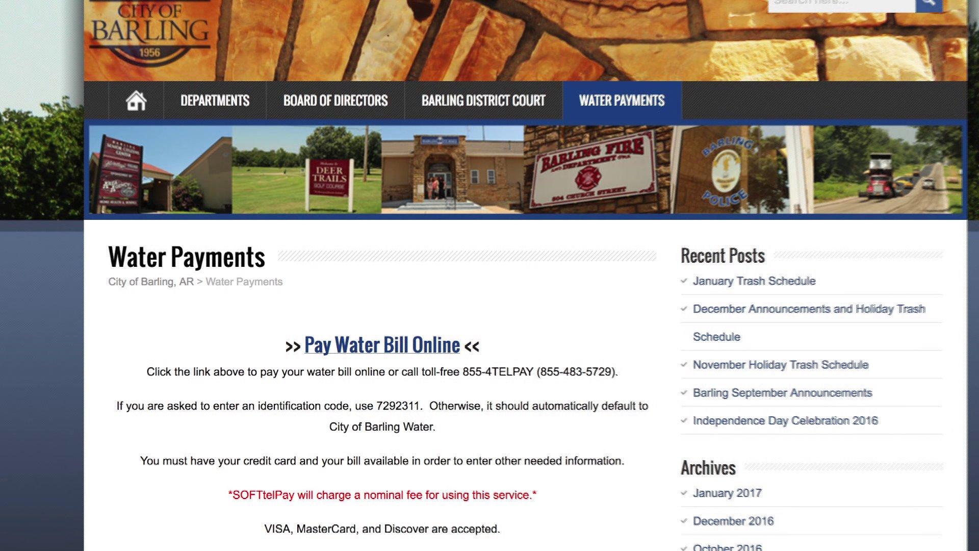 water-bill