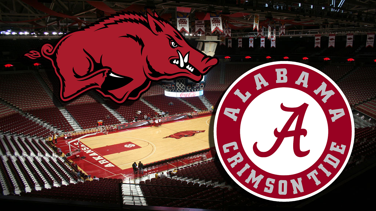 Gafford double-double sparks Arkansas past Alabama, 82-70