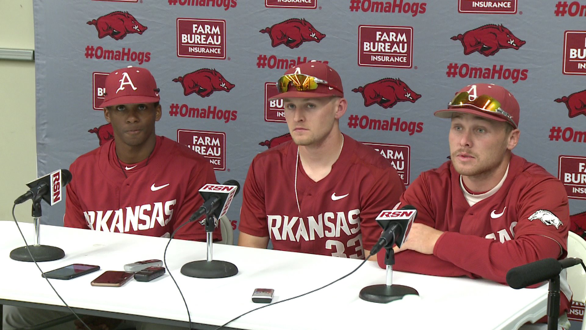 arkansas players