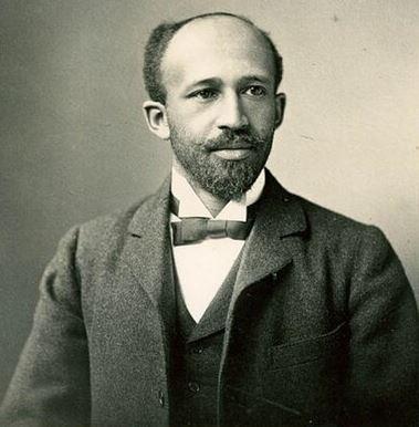 W.E.B. Du Bois, Twitter Photo