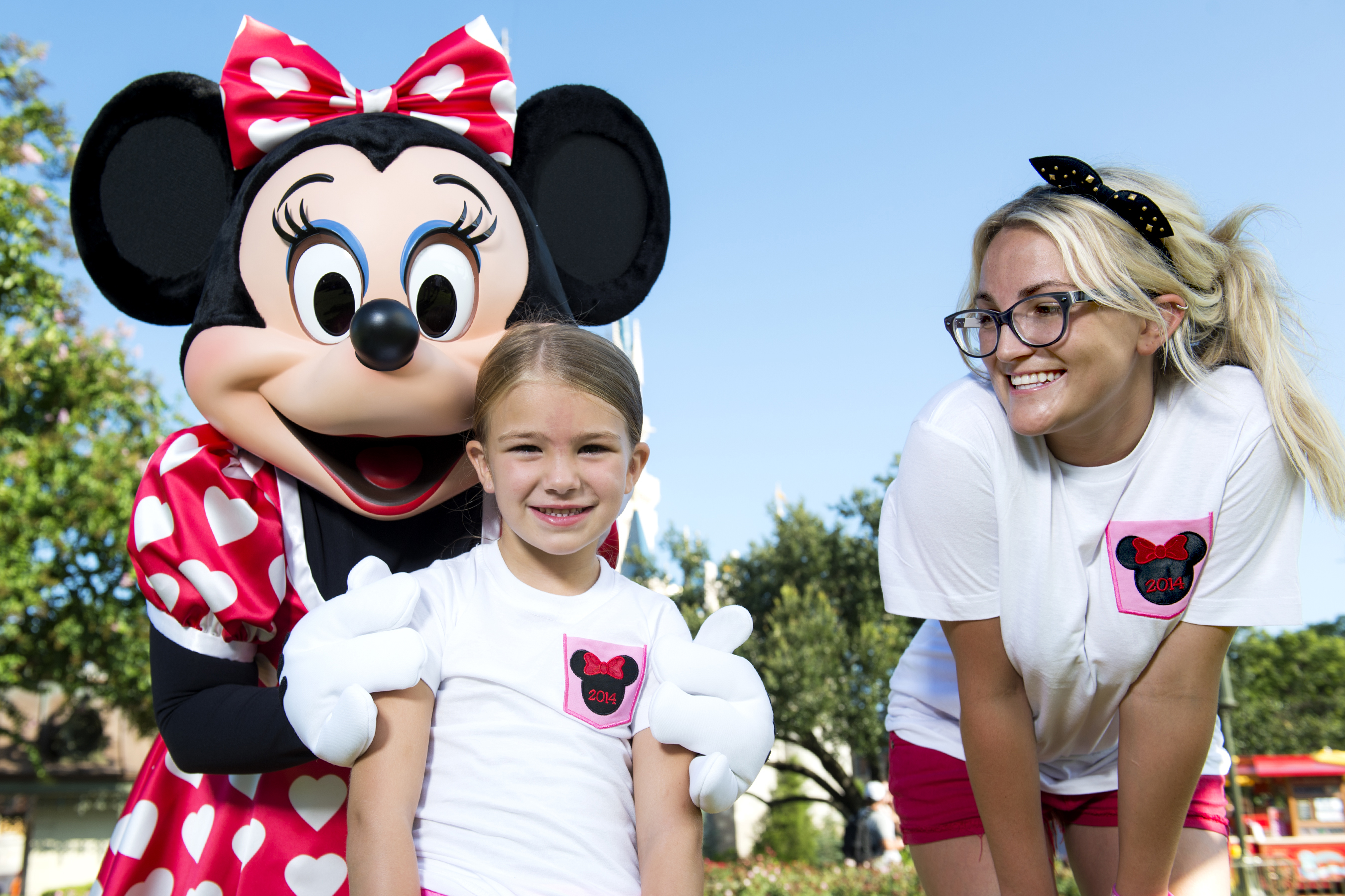 Jamie Lynn Spears Visits Walt Disney World