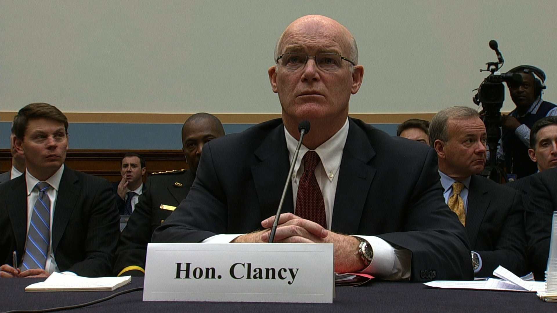 United States Secret Service director Joseph Clancy announced his retirement to the staff Tuesday, Feb. 14, 2017 a spokesperson tells CNN. (File Photo)
