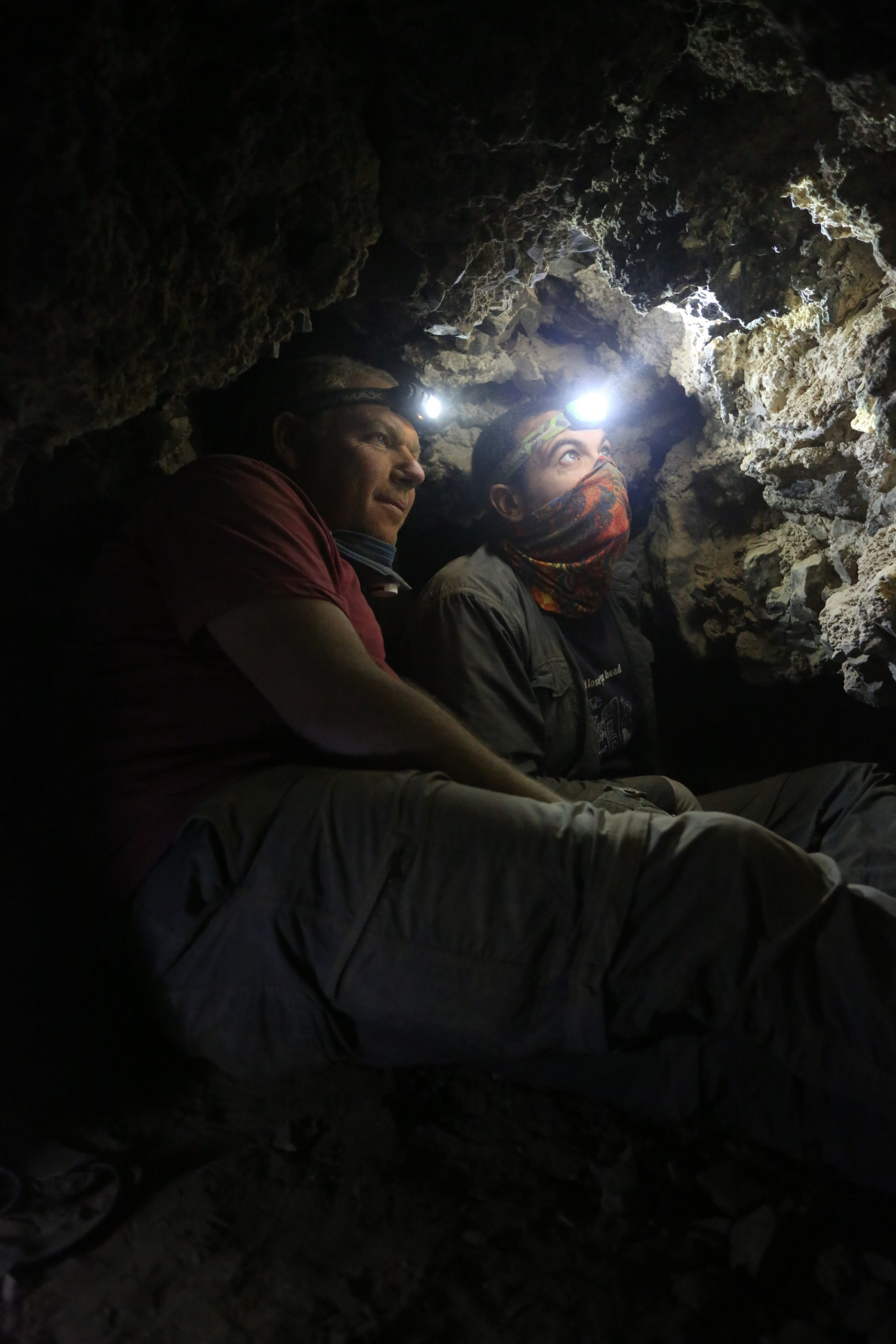 Excavations on the storied Judean cliffside revealed a new Dead Sea Scrolls cave, full of scroll storage jars and other antiquities, the first such discovery in over 60 years. The discovery upends a decades-old theory in the archaeological community that Dead Sea Scrolls were only found in certain caves at the Qumran cliffs, which are managed by Israel in the West Bank.Credit: Casey L. Olson and Dr. Oren Gutfeld