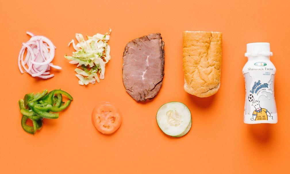 Subway White Bread Calories