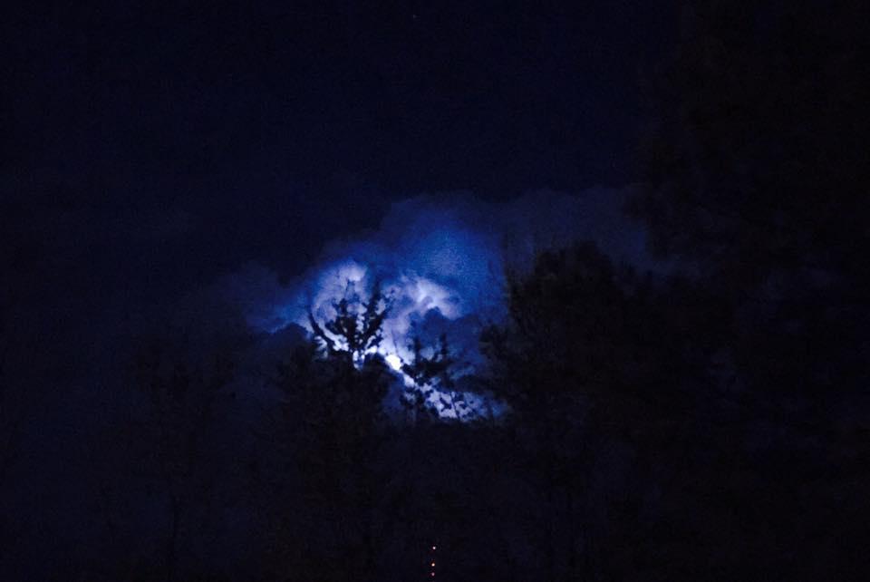 Van Buren Lightning Courtesy: 5NEWS Viewer Cheremie Paige Dilbeck