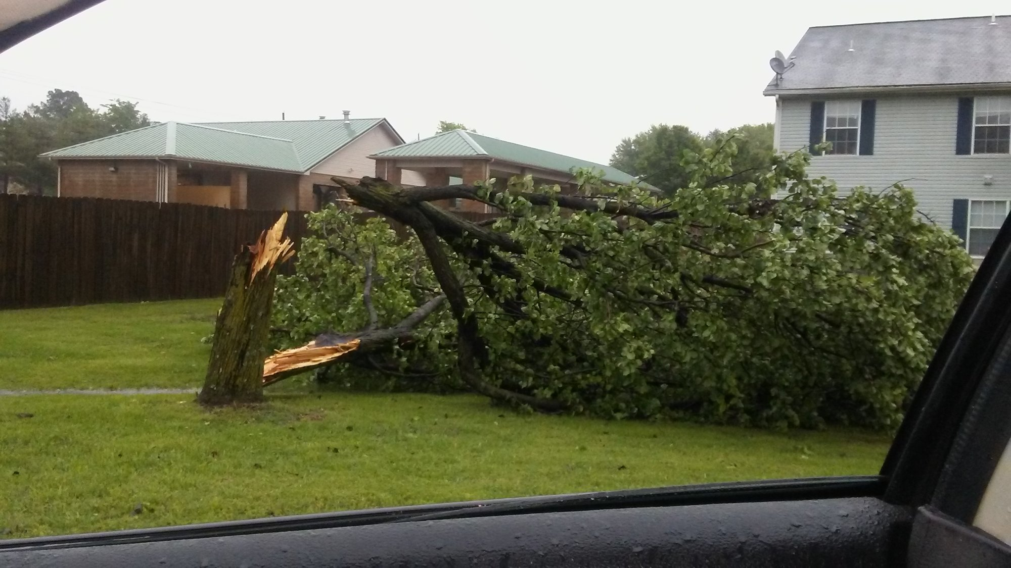 New Hope Road in Rogers