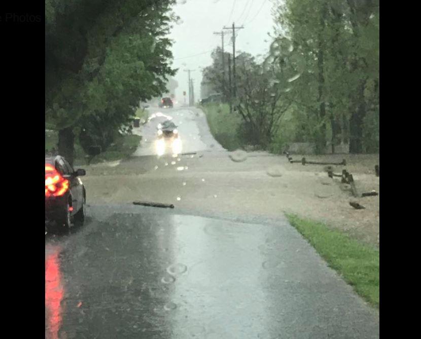 Location: Elk Road & 112. Benton County Sheriff's Office Photo Courtesy Michael Coetzee.