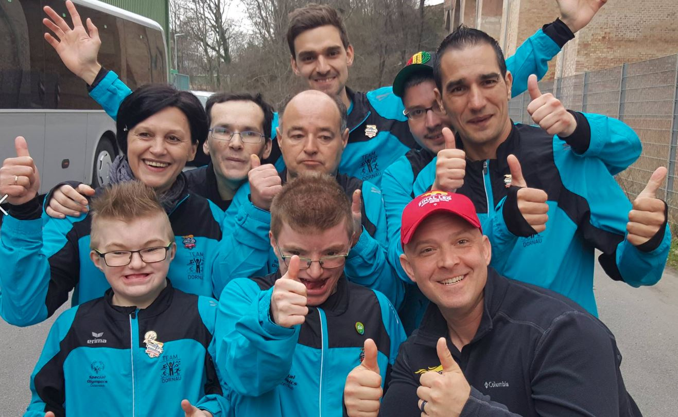 Participants from Austria.