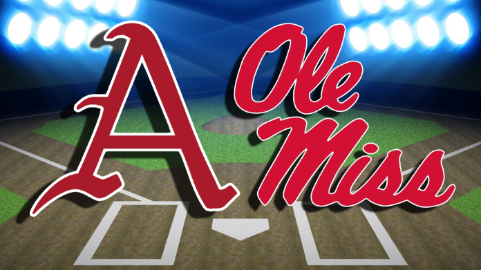 Arkansas Tops Ole Miss In SEC Tournament Opener