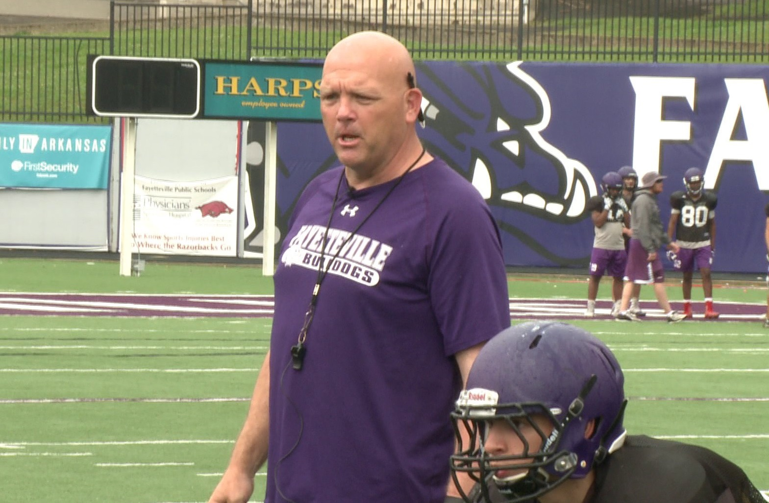 Billy Dawson Leaving Coaching, Resigns At Fayetteville thumbnail