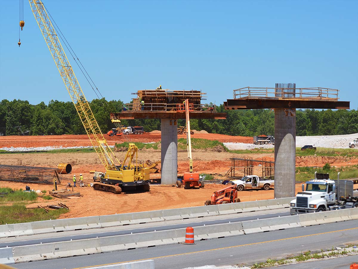 Interstate 49 Construction Causes Overnight Lane Closures Fort