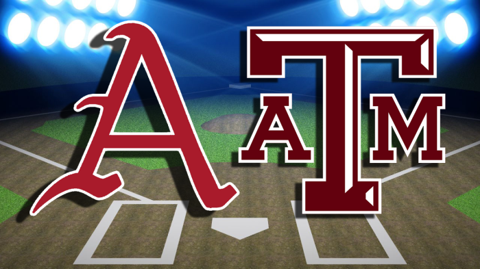 Fast Start Helps Aggies Even Up Series