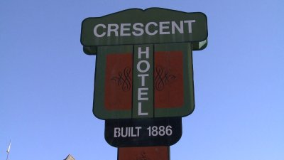 A Man Falls To His Death At Crescent Hotel In Eureka Springs