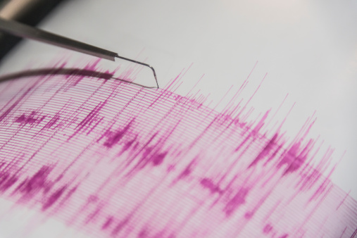 Active Day for Earthquakes in NW Arkansas