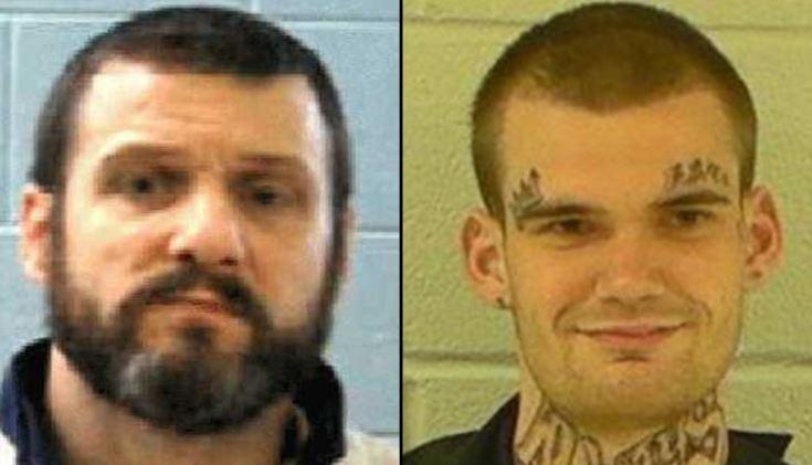 Escaped Georgia Prison Inmates Captured