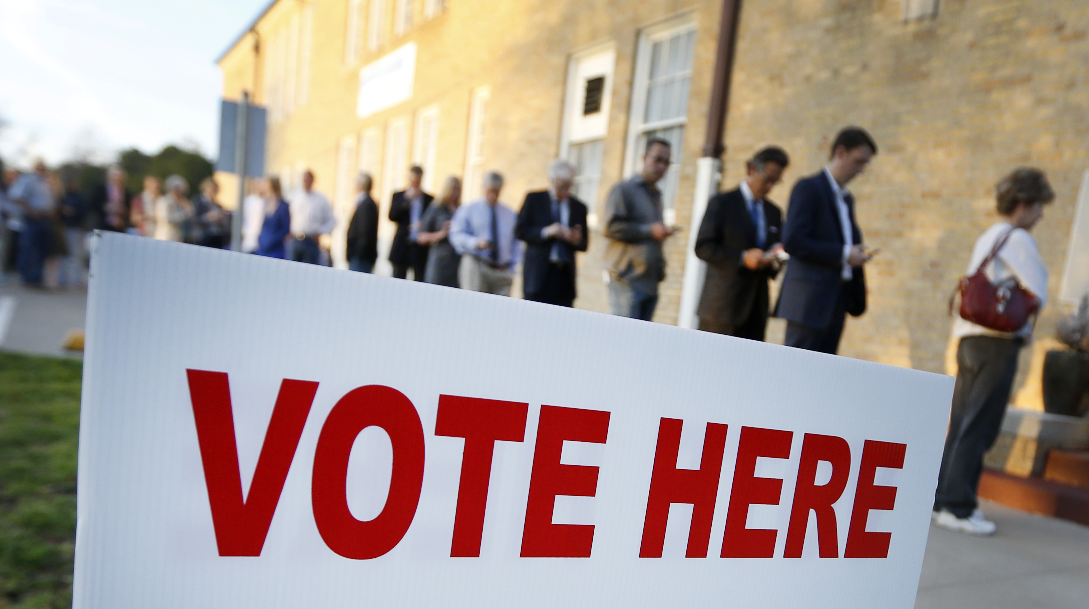 Appeals court upholds Texas voter ID law
