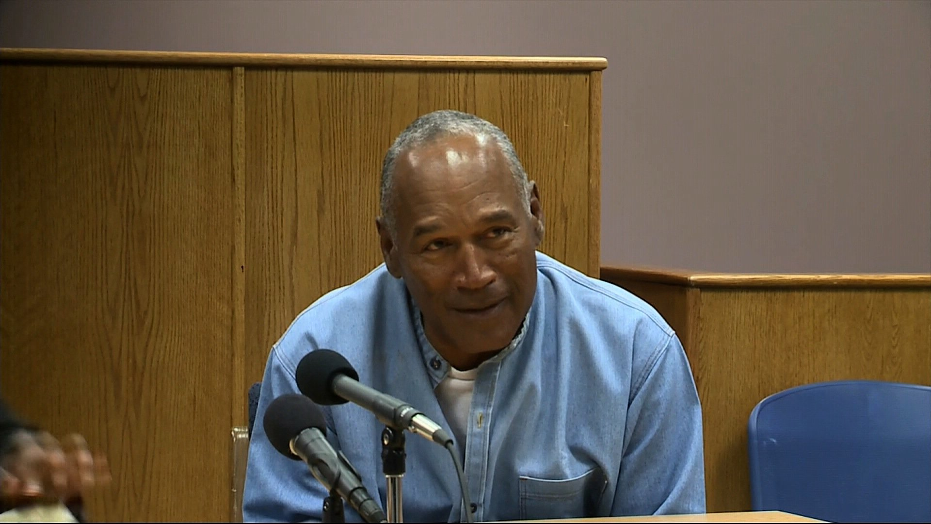 OJ Simpson to be freed from prison after nine years